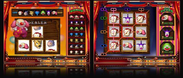 live online casino set-up